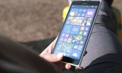 Lumia 800, first Windows phone from Nokia